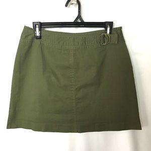 St. John's Bay Skirts - St Johns Bay Skort Skirt Sz 8 green